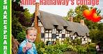 Anne Hathaway's Cottage - house where Shakespeare's wife was born