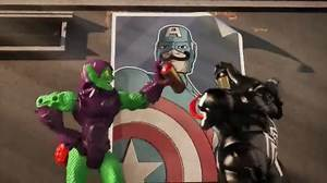 Marvel Super Hero Mashers TV Commercial, 'Evildoers Best Beware'
