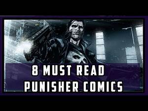 8 Must Read Punisher Comics   Required Reading
