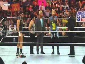 WWE RAW 9/26/11 Part 2