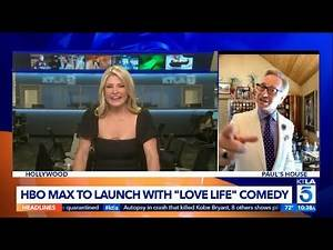Paul Feig Talks New HBO Max Series 'Love Life' and Virtual Happy Hour