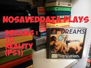 More obscure games: Dreams (into reality) PS1 gameplay