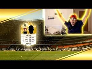 I PACKED A LEGEND YESSSSSSS!! FIFA 16