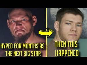 10 MASSIVE WWE Debuts That FAILED! - Lars Sullivan, Shinsuke Nakamura & More! | Wrestling Hub