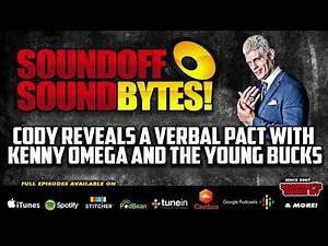 Cody Reveals VERBAL PACT With Young Bucks and Kenny Omega?