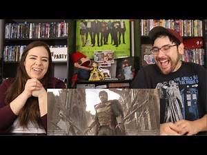 Spider-Man FAR FROM HOME - Official Teaser Trailer Reaction / Review