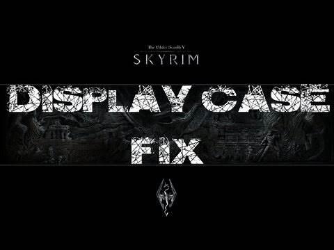DISPLAY CASE FIX! - Skyrim: Hearthfire Mod Spotlight