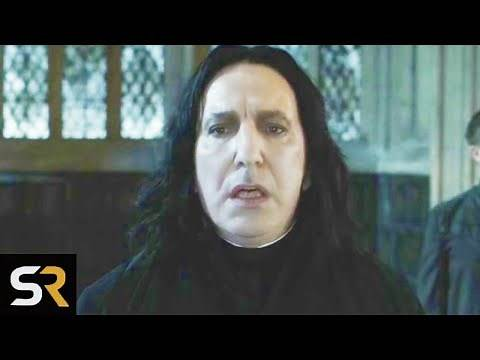 Harry Potter Scenes That Were In The Movies And Not In The Books