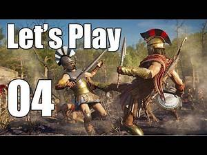 Assassin's Creed Odyssey - Let's Play Part 4: Hungry Gods