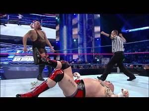 Big Show vs. Tensai: SmackDown, Oct. 5, 2012