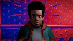 A new Spider-Man swings onto the big screen in 'Spider-Verse'