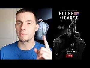 House of Cards Season 2 Review (HandsomeQuacker) #DNMC