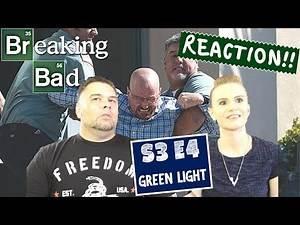 Breaking Bad | S3 E4 'Green Light' | Reaction | Review