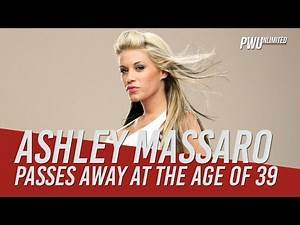 Former WWE Superstar Ashley Massaro Passes Away At The Age Of 39