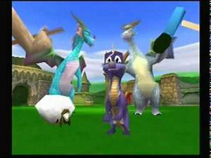 Spyro the Dragon: Gnasty Gnorc and Credits Part 1