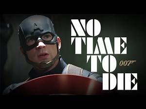 Captain America: Civil War Trailer (No Time to Die Style)