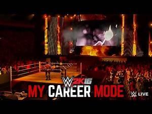 """WWE 2K16 My Career Mode Ep 81 - """"HELLFIRE & BULLSH**!!"""""""