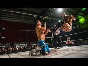 Cody Rhodes vs. Ricochet - Lights Out Full Match