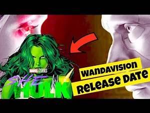 She Hulk Casting   WandaVision Release Date Confirmed   Disney   ComicBook Talk Episode 1