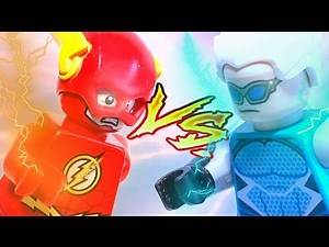 Lego Flash Vs Quicksilver