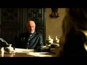 Game of Thrones S04E05: Tywin and Cersei discuss the Iron Bank
