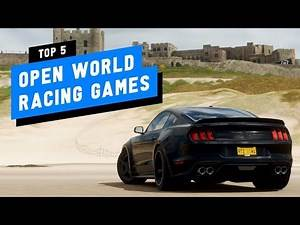 BEST Open World Racing Games 2020 PS4, PC, XBOX ONE