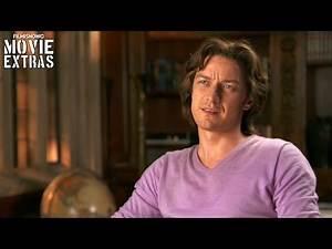 X-Men: Apocalypse | On-set with James McAvoy 'Charles Xavier / Professor X' [Interview]