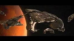 Space Battleship Yamato - Opening Battle Scene (Eng subs HD)