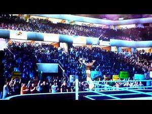 WWE SmackDown Vs Raw 2010: Winner Take All: Kofi Kingston Vs The Miz
