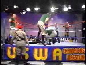 USWA Championship Wrestling March 1, 1997