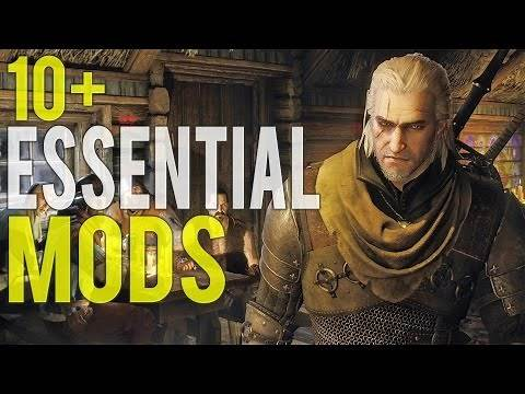 10 ESSENTIAL WITCHER 3 MODS & HOW TO INSTALL