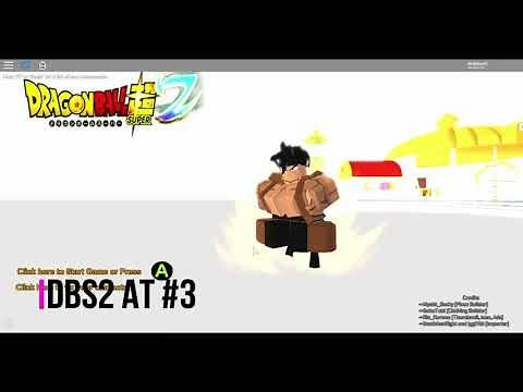 Top 5 DBZ Games on ROBLOX 2018