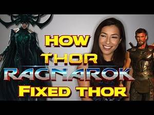 How Thor Ragnarok Fixed the Thor Franchise | Why Marvel Made Thor Funny