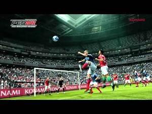 PES 2012 Game Trailer - Pro Evolution Soccer 2012 Game Trailer