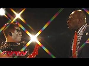 Titus O'Neil interrupts Stardust's celestial, cinematic rant: Raw, December 7, 2015