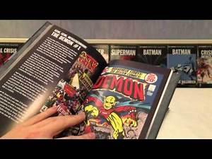 DC Comics Graphic Novel Collection Unboxing 24-27 4K