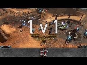 Dawn of War 2: Retribution - 1v1 | Ruthless at Heart - Lord General [vs] CharSpaceCow - Warlock