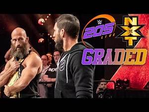 WWE NXT/205 Live: GRADED (6th February) | 'Johnny Champion' Is Issued A Challenge