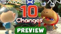 10 Changes in Pikmin 3 Deluxe Full Game Impressions! - PREVIEW