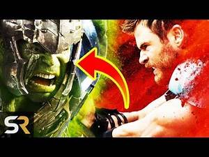 THOR vs HULK: Who Is Actually Stronger? (Thor: Ragnarok Theory)