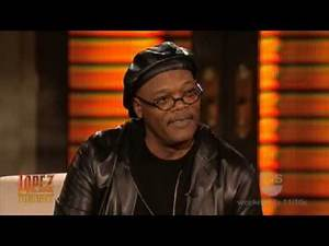 Lopez Tonight - Samuel L. Jackson Interview - Favorite Movie Lines - Part 2 of 2