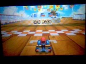 Mario Kart 7 - 150cc - Leaf Cup