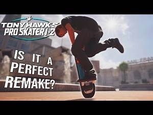 Tony Hawk's Pro Skater 1 and 2 - Is It a Perfect Remake?
