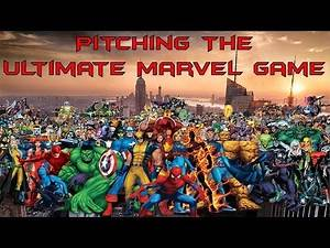 Pitching The Ultimate Marvel Game: Marvel Universe Online