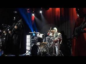 The Force Theme - Galactic Empire Live ( Star Wars Heavy Metal Band )