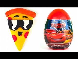 Opening Uncle Grandpa Surprises, Disney Cars Surprise Egg,