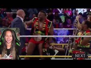 WWE Raw 9/14/15 HHH Dances with New Day