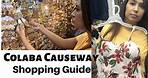 Colaba Causeway Shopping Guide | Mumbai #budgetshopping #shopwithmissmonika