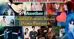 Top 10 romantic korean dramas with english subtitles