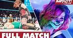Rosemary vs Taya Valkyrie: DEMON'S DANCE MATCH (April 12, 2018) | IMPACT Wrestling Full Matches